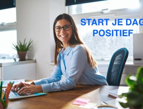 Wil je elke dag wel een half uur gratis privé coaching om je dag positief te starten?