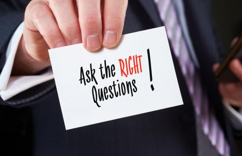 Goede vragen