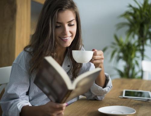 Hoe maak je van lezen een nieuwe gewoonte?