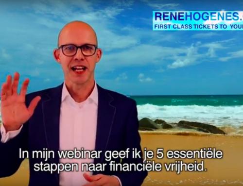 In 5 stappen naar financieel-vrij ondernemerschap